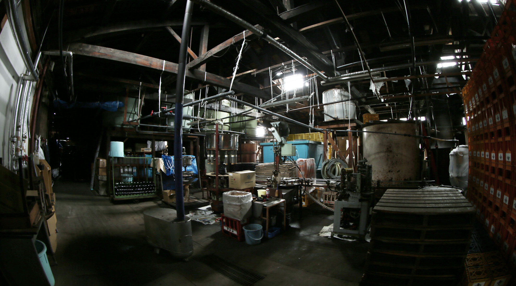 Miso and Soy Sauce Factory