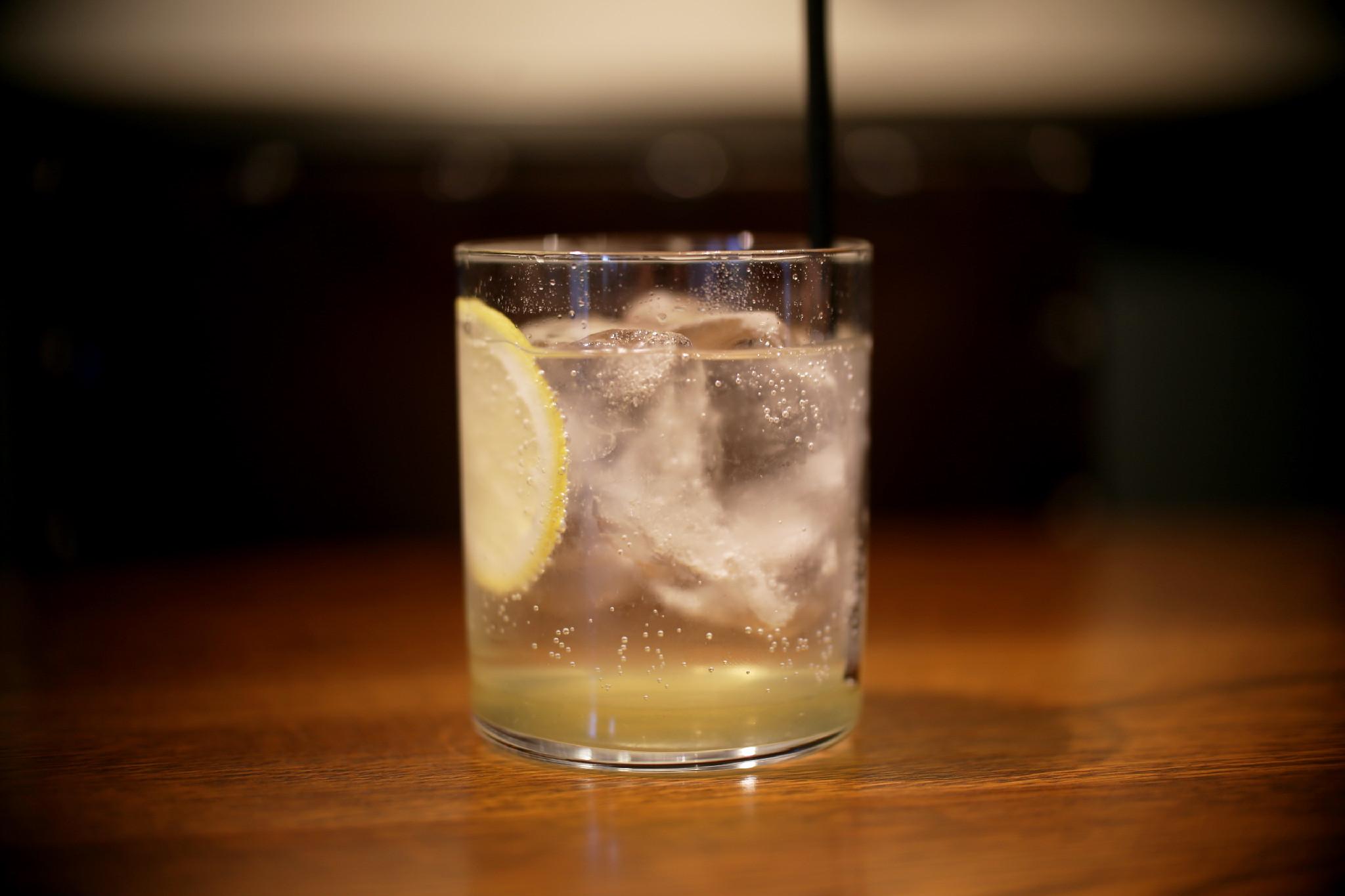 YAMAMO SPICY LEMONADE (SODA or HOT)