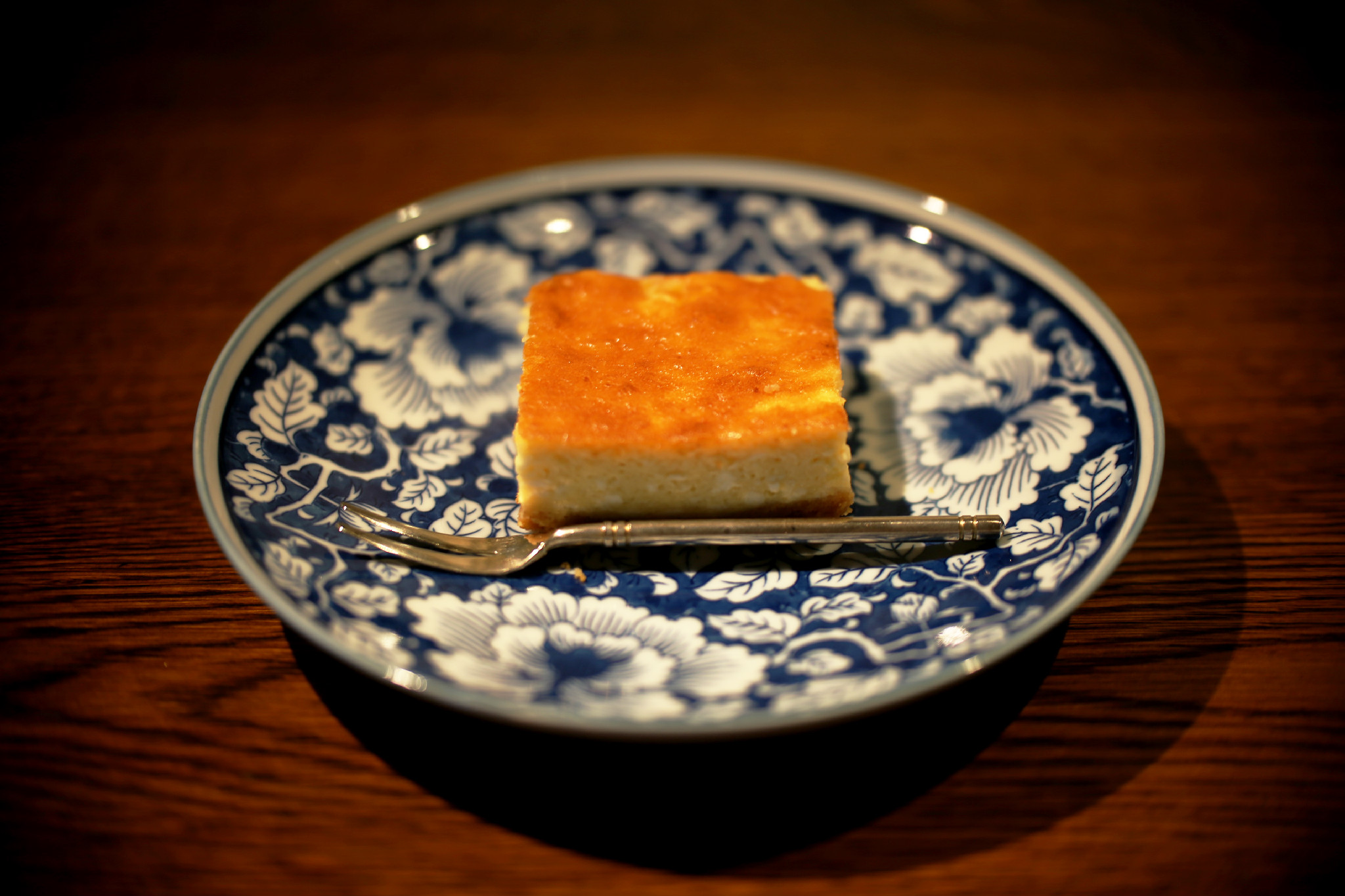 TODAYS SWEET'S_BAKED CHEESE CAKE_Viamver Yeast used